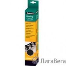 Fellowes Пружина пластиковая FS-53315 (12 мм, черный, 25 шт.)