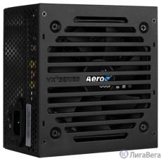 Aerocool 800W VX-800 PLUS  (24+4+4pin) 120mm fan 3xSATA RTL