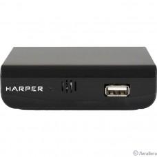 HARPER HDT2-1030 {MStar 7T01; Разрешение видео: 480i, 480p, 576i, 576p, 720p, 1080i, Full HD 1080p; Поддерживаемые форматы мультимедиа: AVI, MKV, VOB, TS, MPG, MP4, H.264, FLV, 3GP, OGG, MP