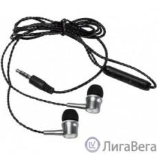 HARPER HV-108 grey {Чувствительность: 105dB±3dB; Сопротивление: 32?; Частотный диапазон: 20-20000Hz; Длина кабеля: 1.2m}
