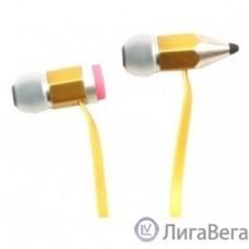 HARPER HV-608 Yellow {Чувствительность: 100dB±3dB; Частотный диапазон: 20 Гц~20 кГц; Сопротивление: 16 Ом}