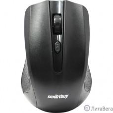 Мышь беспроводная Smartbuy ONE 352 черная  [SBM-352AG-K]