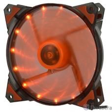 CROWN Вентилятор для компьютерного корпуса CMCF-12025S-1223 CMCF-12025S-1223 (120*120*25мм;Оранжевый 16LED;1500 об/мин;35CFM;20Дб;Подшипник скольжения;3pin+MOLEX(папа-мама) 40+10см)
