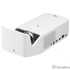 LG HF65LSR Белый [HF65LSR.ARULLAN] {DLP, LED, Laser, 1080p 1920x1080, 1000Lm, 150000:1, HDMI, MHL, LAN, 2xUSB, 2x3W speaker, WiFi, Bluetooth ultra short-throw, 1,9kg}