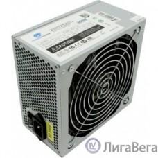 PowerCool (ATX-500W-APFC-14) Блок питания 500W ATX (24+2x4+6 пин, 140mm (SCP)\(OVP)\(OCP)\(UVP)\ATX