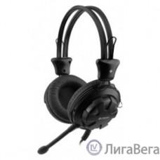 A4Tech HS-28 черный 1.8м мониторы оголовье (HS-28 (BLACK)) [567947]