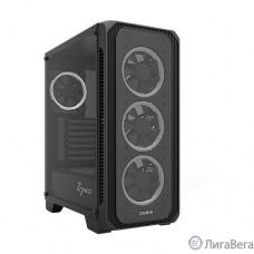 MidiTower Zalman Z7 NEO  Black без БП { боковое окно, ATX}