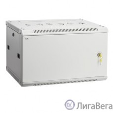 ITK LWR3-06U64-MF Шкаф LINEA W 6U 600x450 мм дверь металл, RAL7035 [LWR3-06U64-MF]
