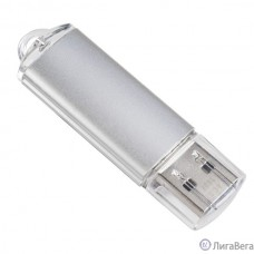 Perfeo USB Drive 8GB E01 Silver PF-E01S008ES