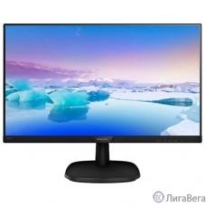 LCD PHILIPS 21.5″ 223V7QSB (10/62) черный {IPS LED 1920x1080 8ms 178/178 250cd 1000:1 D-Sub VESA}