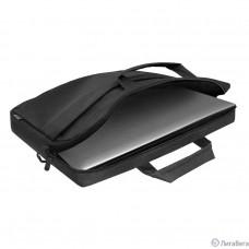 Сумка для ноутбука Defender Monte 17'' черный, органайзер (26065)
