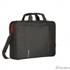 Сумка для ноутбука Defender Geek 15.6″ черный, карман (26084)