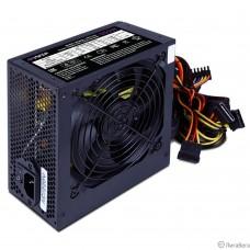 HIPER Блок питания HPB-650 (ATX 2.31, 650W, Active PFC, 80Plus BRONZE, 140mm fan, черный) BOX