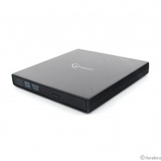 USB Gembird DVD-USB-02 ext. пластик, черный RTL