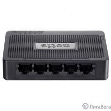 Netis ST3105S Коммутатор, неуправляемый, настольный, настенный, 10/100 Мбит/сек, 5 port, таблица МАС 2048