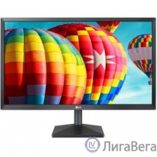 LCD LG 27″ 27MK430H-B черный {IPS 1920x1080 5ms 250cd 1000:1(Mega DCR) D-Sub HDMI Audio.Out vesa}