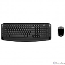 HP 300 [3ML04AA] WL Keyboard and Mouse