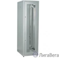 ITK LE35-42U68-GM Шкаф LINEA E 42U 600х800мм двери 2шт стек. и метал. сер.