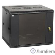 ITK LWR5-06U66-GF Шкаф LINEA W 6U 600x600 мм дверь стекло, RAL9005