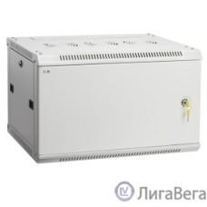 ITK LWR3-06U66-MF Шкаф LINEA W 6U 600x600 мм дверь металл, RAL7035
