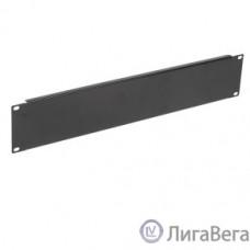 ITK FP05-02UM Фальш-панель 2U черная