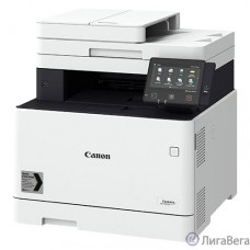 Canon MF744Cdw (3101C031) {А4, 27 стр./мин.1200х1200 dpi, лоток250 л, duplex, USB 2.0 Hi-Speed, Fax, WiFi, LAN}