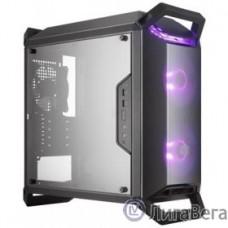 Cooler MasterMasterBox Q300P w/RGB fans без Б/П MicroATX/MiniITX [MCB-Q300P-KANN-S02]
