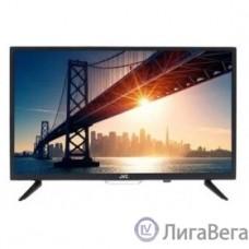 JVC 24″ LT-24M485 {1366x768, DVB-C, DVB-T, DVB-T2,  Слот CI/PCMCIA,  Яркость 200 Кд/м?,  Контрастность  3000:1, Угол обзора  160*150 , Телетекст, 2 HDMI, 1 USB}
