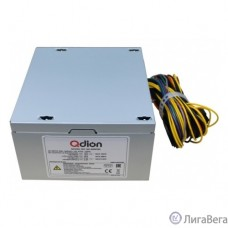 FSP 400W ATX Q-Dion QD-400-PNR { 400W, 120mm, 3xSATA, 1xPCI-E, nonPFC}