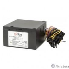FSP 450W ATX Q-Dion QD-450-PNR {450W, 120mm, 5xSATA, 1xPCI-E, APFC, 80+}