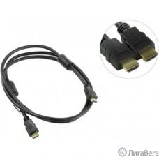 Aopen Кабель HDMI 19M/M ver 2.0, 1.8М, 2 фильтра