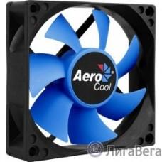 Fan Aerocool Motion 8 Plus / 80mm/ 3pin+Molex/ Black