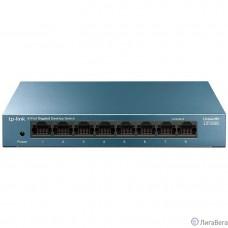 TP-Link LS108G 8-портовый 10/100/1000 Мбит/с настольный коммутатор
