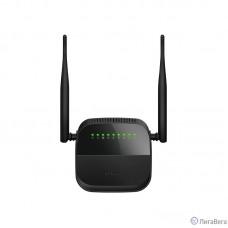 D-Link DSL-2750U/R1A Беспроводной маршрутизатор N300 ADSL2+ с поддержкой Ethernet WAN