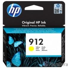 HP 3YL79AE Картридж № 912 струйный желтый (315 стр) {HP OfficeJet 801x/802x}