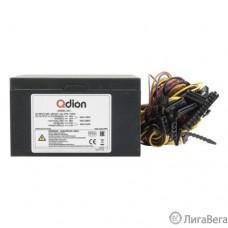FSP 550W ATX Q-Dion QD-550-PNR {550W, 120mm, 5xSATA, 1xPCI-E, APFC, 80+}