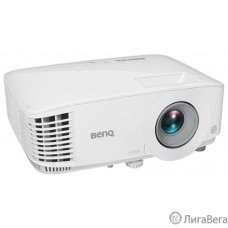 BenQ MW550 белый [9H.JHT77.13E/9H.JHT77.1HE] {DLP 3600lm 1280x800 16:10 20000:1 5000ч пр.отн. 1.55 2.3 кг. 33дБ  1x2W HDMI VGA S-Video RCA MiniJack USB-M RS232}