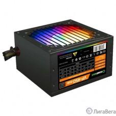 GameMax VP-450-RGB 80+ Блок питания ATX 450W, Ultra quiet