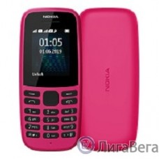 NOKIA 105 DS Pink [16KIGP01A01]