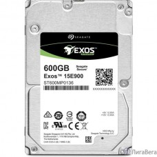 600Gb Seagate Exos 15E900 512N (ST600MP0136) {SAS 12Gb/s, 15 000 rpm, 256mb buffer, 2.5″}