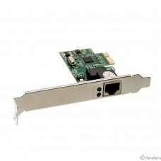 Exegate EX281224RUS Сетевой адаптер ExeGate EXE-560 PCI Express 10/100/1000Mbps RTL8111C (OEM)