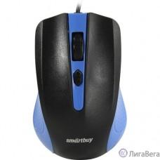 Мышь проводная Smartbuy ONE 352 сине-черная [SBM-352-BK]