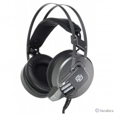 Oklick HS-L550G THUNDER черный 2.2м мониторы оголовье (HS-L550G)