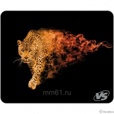 VS Коврик для компьютерной мыши ″Flames″, ″Леопард″, (240*320*3 мм), ткань+резиновое основание [VS_A4803]