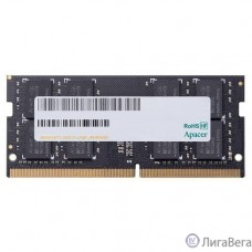 Apacer DDR4 SODIMM 4GB ES.04G2V.KNH PC4-21300, 2666MHz
