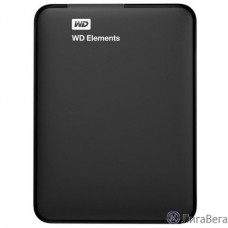 WD Portable HDD 2Tb Elements Portable WDBMTM0020BBK-EEUE {USB3.0, 2.5″, black}