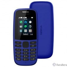 NOKIA 105 SS Blue [16KIGL01A13]