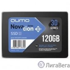 QUMO SSD 120GB QM Novation Q3DT-120GAEN {SATA3.0}