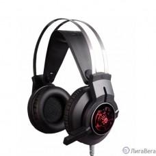 A4 Bloody G430 черный 1,8м мониторы оголовье