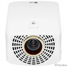 LG HF60LSR Белый [HF60LSR.ARULLAN ] {DLP LED 1920x1080 1400Lm 150000:1 HDMI LAN USB 2x3W WiFi Bluetooth}